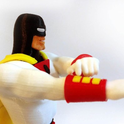 Space Ghost 3D Print Pic 3