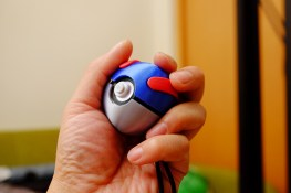 The Great Ball version in hand.