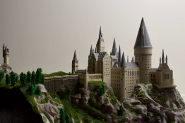 Hogwarys Harry Potter 3D Print 3