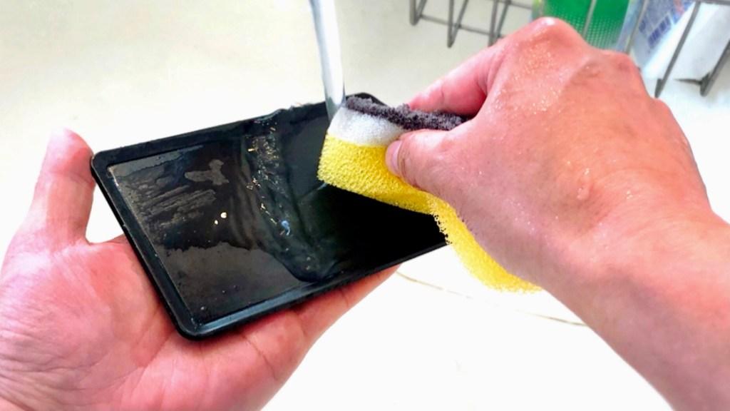 ミニ鉄板 セリア シーズニング