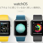 Apple Watch2 秋の発売に現実味が出てきた