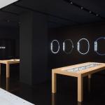 Apple Watch at Isetan Shinjuku 役割を終え5月13日閉店