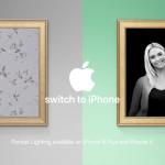 「iPhoneのカメラは面白くて、App Storeは安全」Androidユーザ向けのCM公開