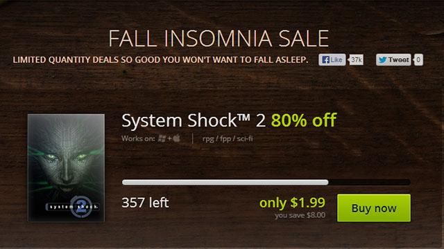 Fall Insomnia Promo