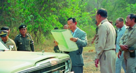 His Majesty King Bhumibol Adulyadej trekked to remote areas with poor road infrastructure to guide the struggling and vulnerable communities toward self-sufficiency and independence.