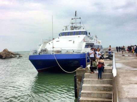 Hua-Hin-Pattaya ferry-will-be-available-again