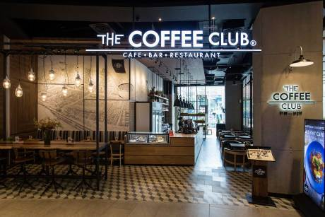 The Coffee Club - Bluport
