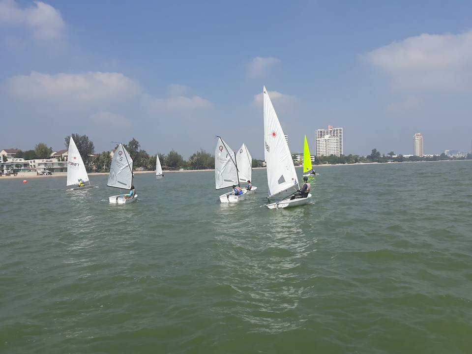 The Sailing Club Hua Hin