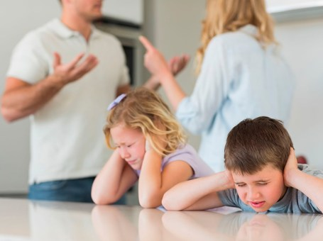 How To Make Divorce Easier On The Kids