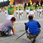 ★2010上海世博 宣傳影片拍攝之北一樂儀旗 (照片影片已上傳)
