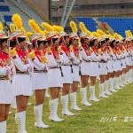 北一樂儀旗隊之富邦運動會開幕