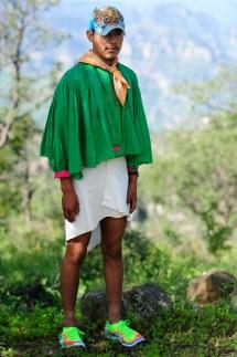 Runner Tarahumara Raramuri