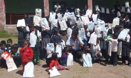 Ihuari -kits escolares