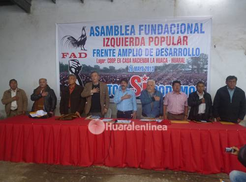 Asamblea Fundacional