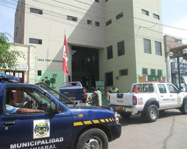 comisaria Huaral