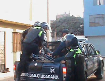 captura Huaral