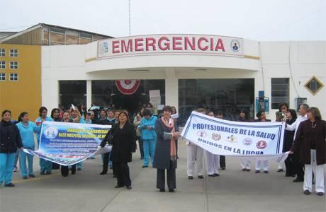 PAro Salud region