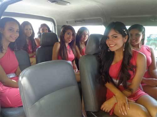 candidatas a Miss Huaral Distrital 2013