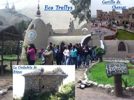 turistas feriado largo Huaral