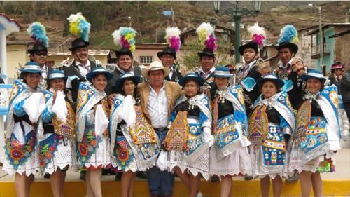 Santa Cruz de Andamarca fiesta patronal