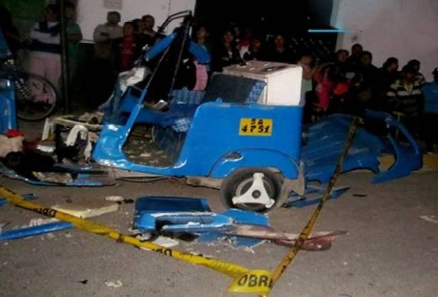 extorsionadoras explotan mototaxi 333