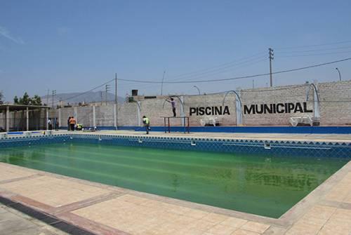piscinas inauguracion aucallama