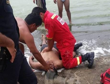 vendedor de alfajores muere ahogado