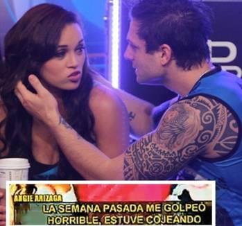 Magaly Angie Arizaga revela que odia Nicola Porcella Huaralenlinea.com