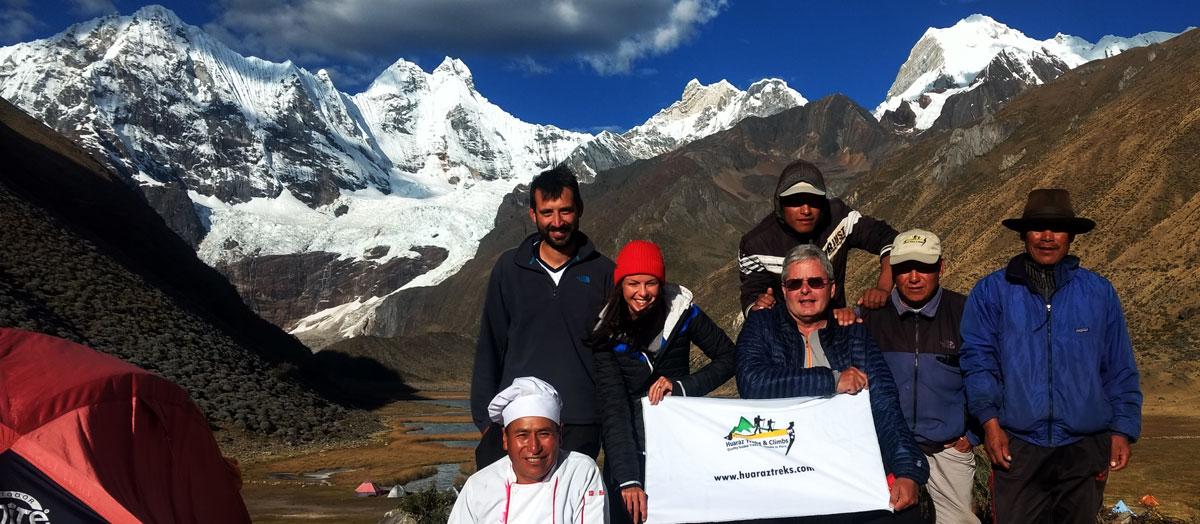 huayhuash-trekking