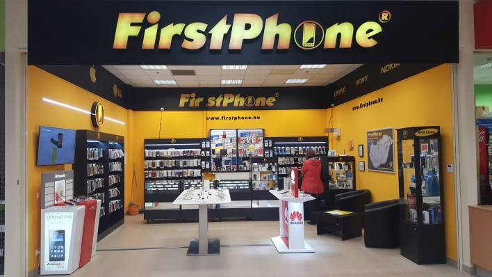 FirstPhone üzlet