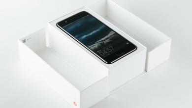Huawei P10 Plus doboz
