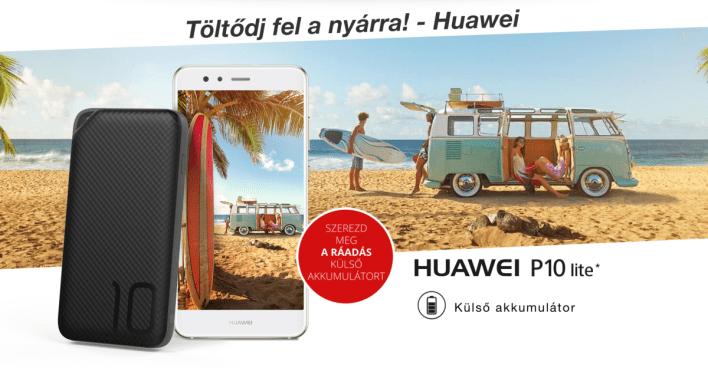 Töltődj fel a nyárra - Huawei