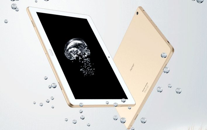 Honor WaterPlay tablet
