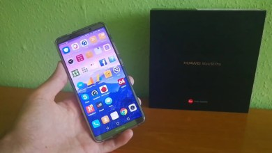 Huawei Mate 10 Pro AnTuTu benchmark teszt