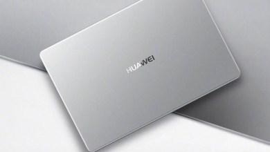 Huawei Matebook D 2018