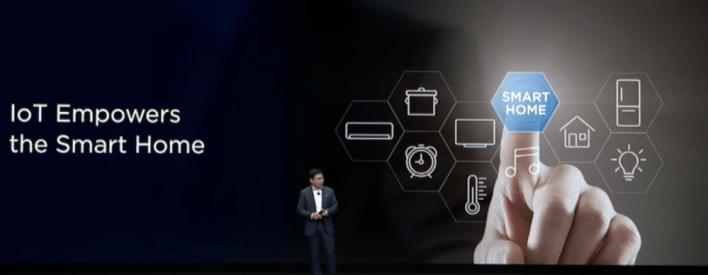 Ilyen lesz a HiLink, a Huawei okosotthona