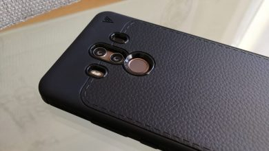 Tech-Protect TPU Leather Huawei Mate 10 Pro tok videó