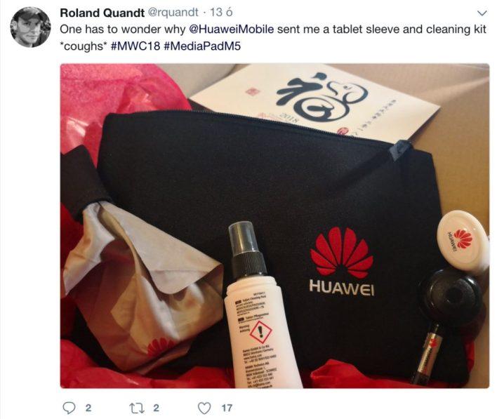 Részletek a Huawei MWC 2018 bejelentéséről