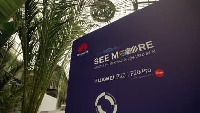 Így készül a Huawei a P20 bemutatóra