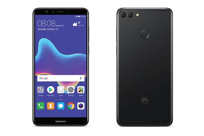 A Huawei bejelentette az Y9 (2018)-as modellt