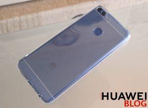 Huawei P Smart Ultra Slim TPU tok bemutató