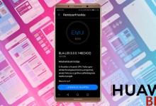 Huawei Mate 10 Pro GPU Turbo frissítés