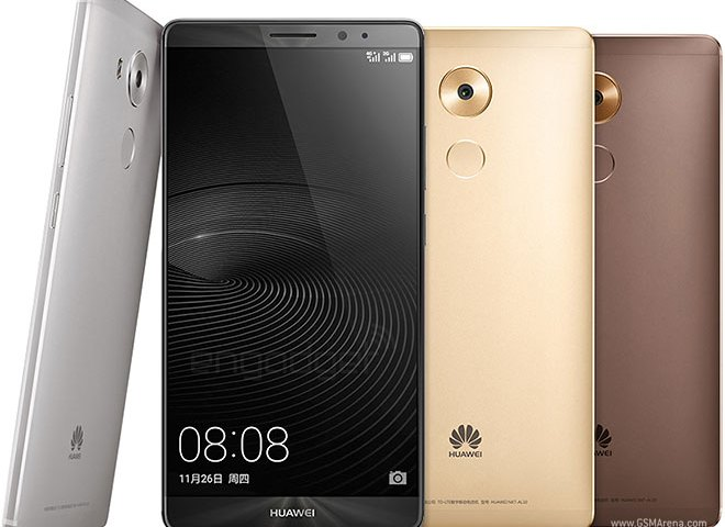 Uitrol Android 7.0 Nougat begonnen voor Huawei P9 Serie & Mate 8