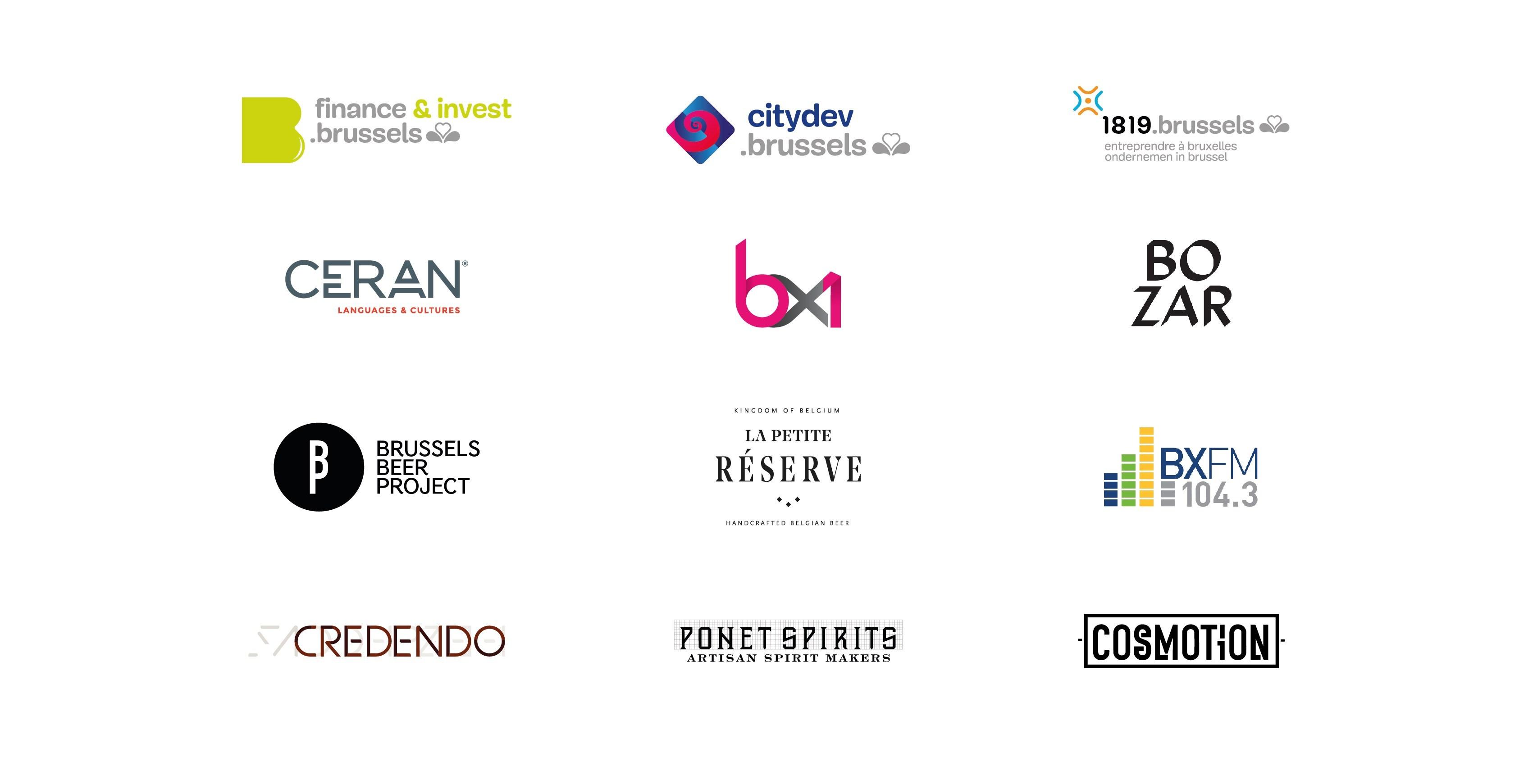 Bedankt aan onze sponsors