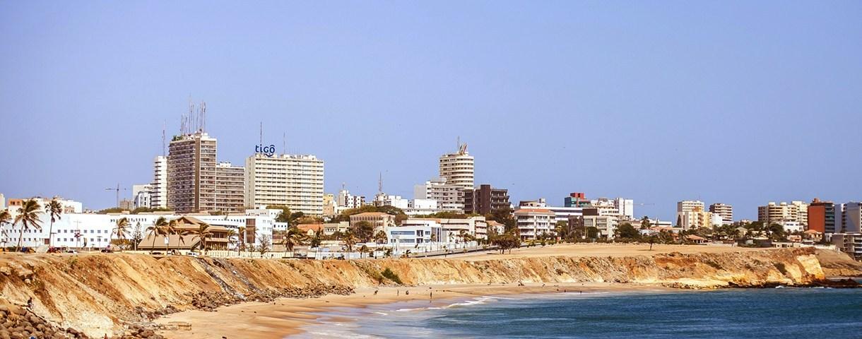Contact day: de Senegalese markt