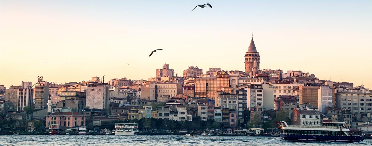 Contact day: le marché turc