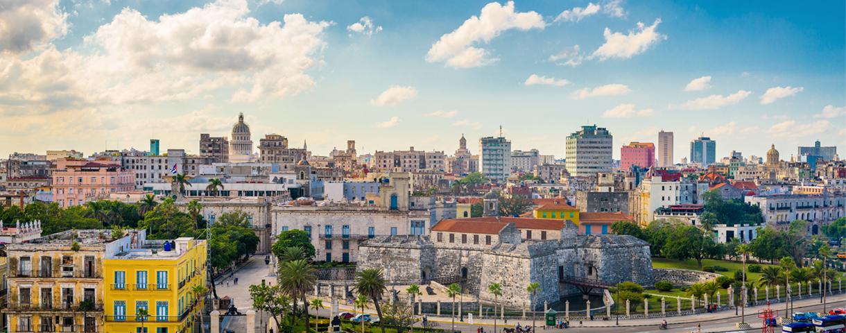 Contact day: le marché cubain