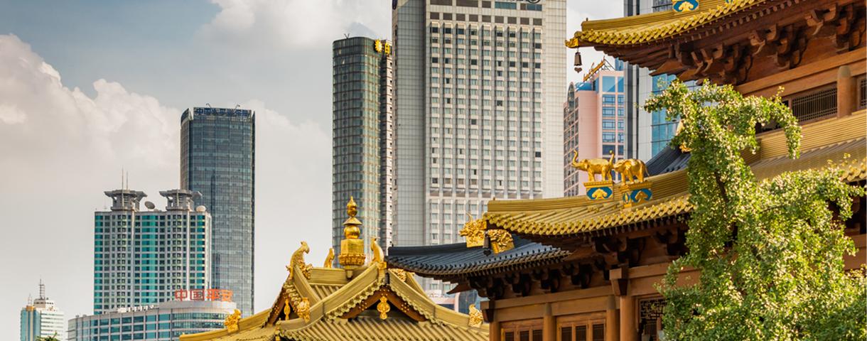Mission princière: cap sur la Chine