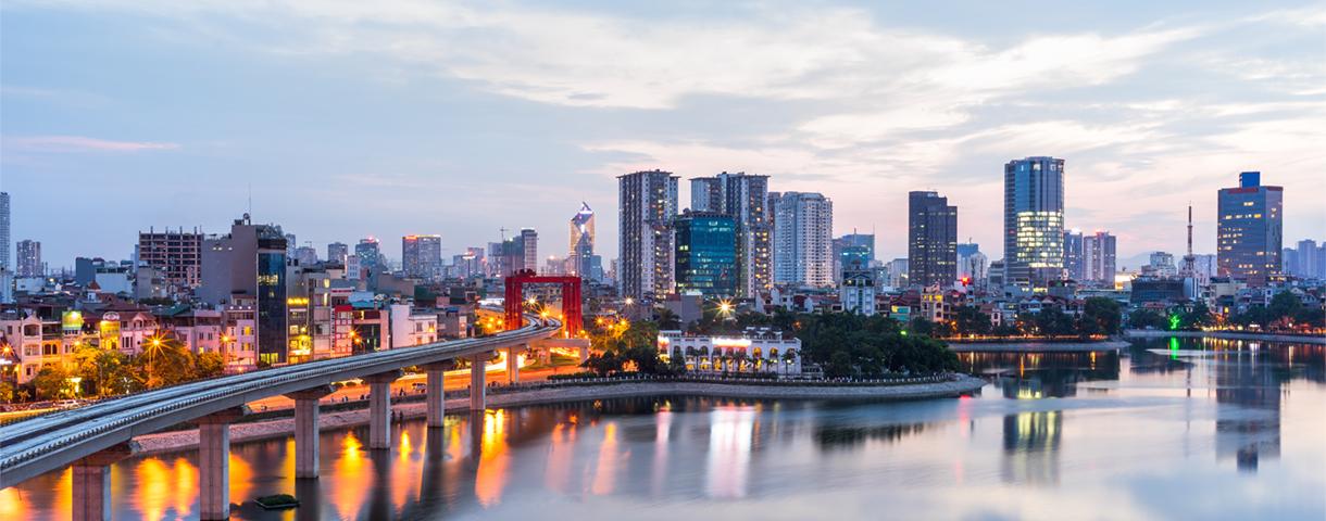 Contact day: de Vietnamese markt