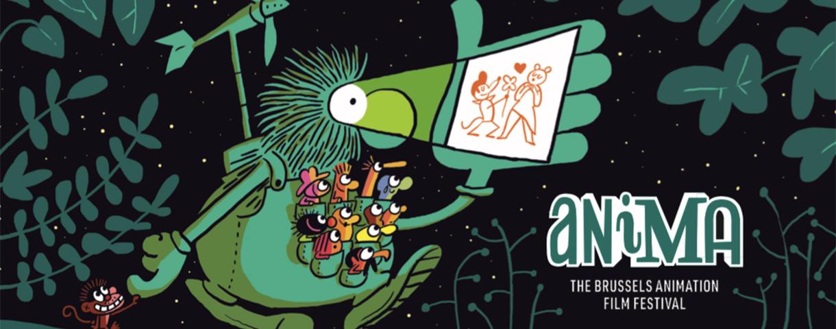 Coproductieforum in het kader van het Anima Festival